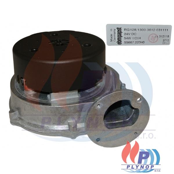 Ventilátor spalin IMMERGAS VICTRIX 27 / 24 kW / KW X, VICTRIX 50, VICTRIX ZEUS 27, HERCULES CONDENSING 27 - 1.029719 / 1.026769