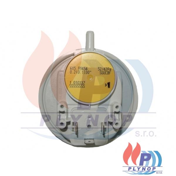 Manostat spalin 52/42 Pa IMMERGAS EOLO MAIOR 32 kW, MINI 24 / 28K kW, ZEUS SUPERIOR - 1.010337