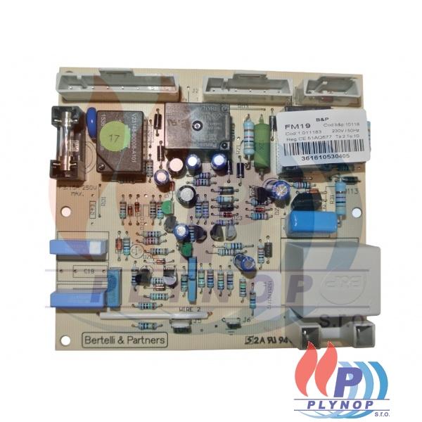 Zapalovací centrála - turbo IMMERGAS ZEUS 21 MAIOR - 1.011183