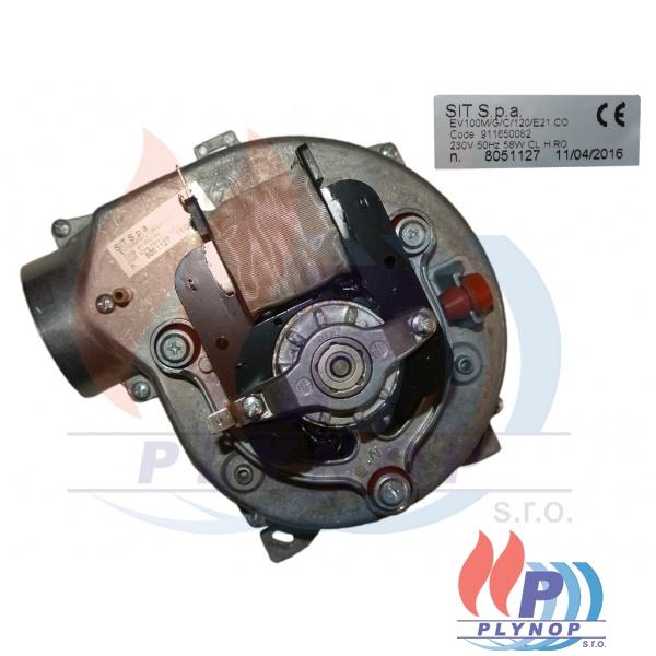 Ventilátor spalin IMMERGAS MINI, ZEUS MINI, EOLO STAR 23 KW, EOLO MAIOR 28 kW X/24 - 1.018745 / 1.017684 / 1.017265 / 1.013959 / 1.017997
