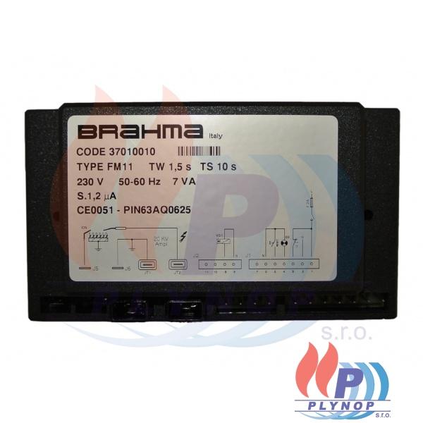 Zapalovací centrála BRAHMA FM 11 IMMERGAS SIME RX IONO - 6178830 / 5171625