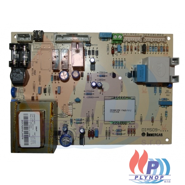 Modulační deska IMMERGAS NIKE STAR 24 kW, EOLO STAR 24 kW - 1.025378 / 1.030808