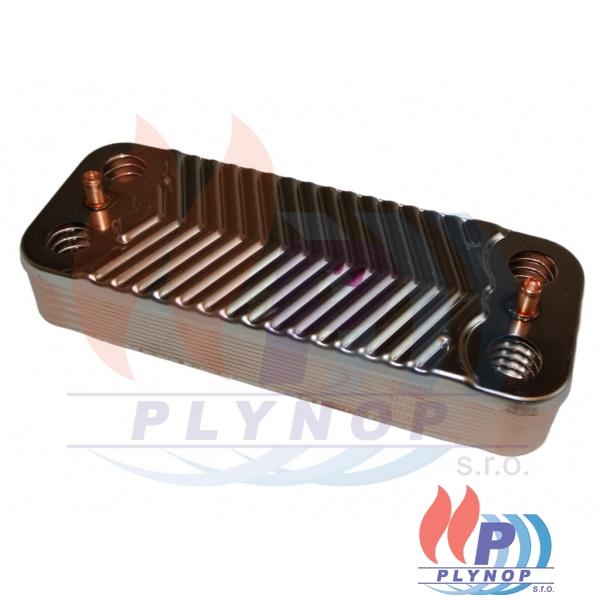 Výměník sekundární TUV - deskový IMMERGAS MINI 24 kW - 1.022219