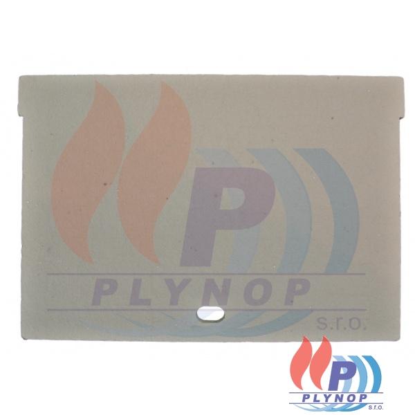 Izolace spalovací komory přední IMMERGAS EOLO MAIOR 28 kW X / NIKE MINI 28 kW - 1.024250 / 1.020828