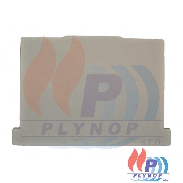 Izolace spalovací komory zadní IMMERGAS EOLO MAIOR 28 kW X / NIKE MINI 28 kW - 1.024253 / 1.020830