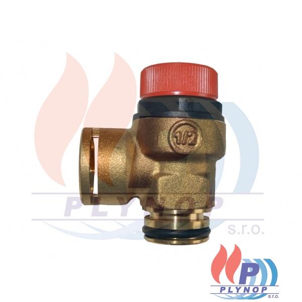 Pojistný ventil 3 bar IMMERGAS NIKE MINI 24 - 1.024903 / 1.022306