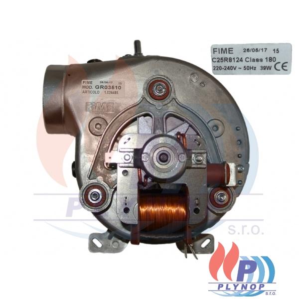 Ventilátor spalin IMMERGAS EOLO MINI 24 KW - 1.024485 / 1.021174 / 1.024233
