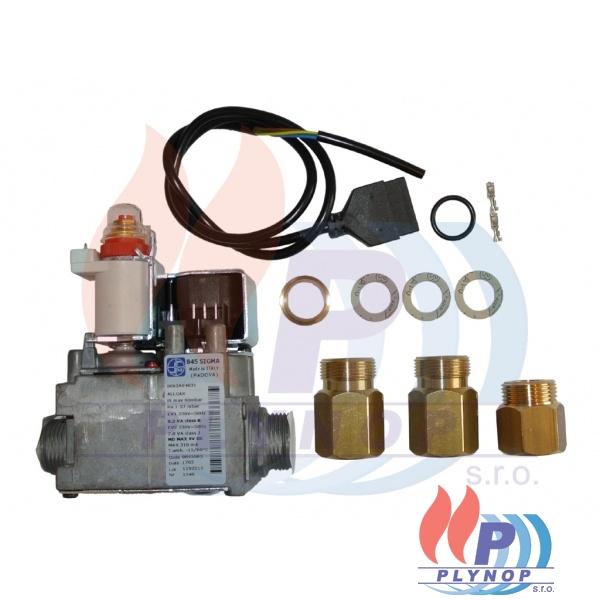 Plynový ventil SIT 845 včetně připojovací sady IMMERGAS ZEUS MAIOR, NIKE MINI S - 3.015105