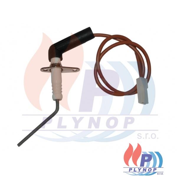 Elektroda ionizační včetně těsnění IMMERGAS VICTRIX ZEUS 20 / 27 / 50 / 75 - 3.022327 / 1.019529 / 1.024271