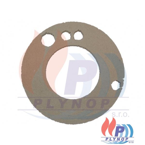 Izolace spalovací komory přední ( kulatá ) IMMERGAS VICTRIX 20, 24, 50 - 1.025406 / 1.014732