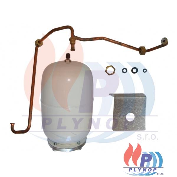 Přídavná expanzní nádoba TUV 2 litry do kotlů IMMERGAS ZEUS MINI - 3.012904