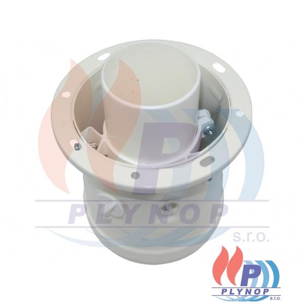 Příruba svislá 60/100 - pro svislý odtah kotle ENBRA CD - 27060LA