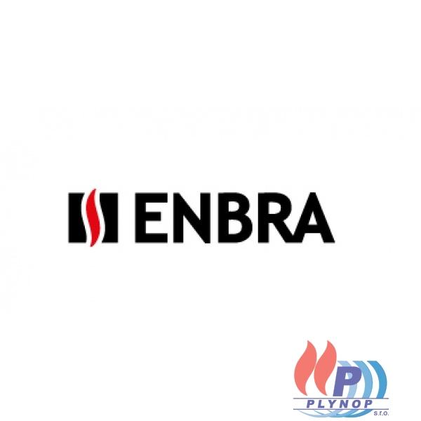 Hlavice pro oddělený odtah spalin 2x80 Enbra 27079LA