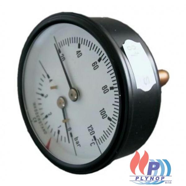 Termomanometr BUDERUS U104 W - 7100148 / 8738901335