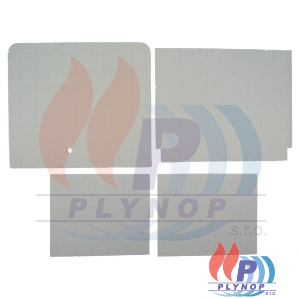 Izolace spalovací komory ABC4 FERROLI - 39820070