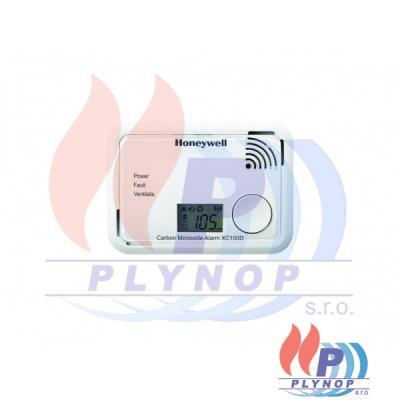 Detektor úniku oxidu uhelnatého CO HONEYWELL - XC100D-CS