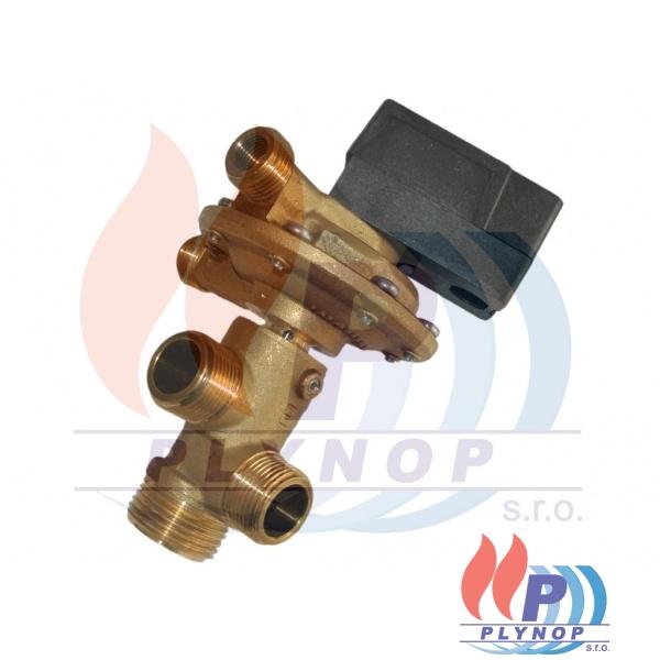 Třícestný ventil bez mikrospínače E ležatý THERMONA - 20522