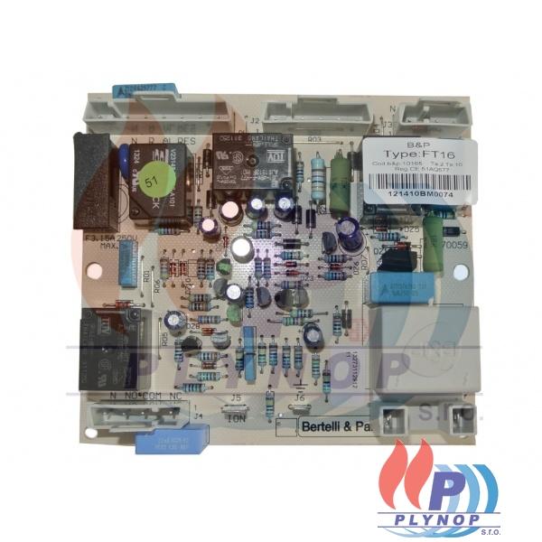 Zapalalovací elektronika FT 16 THERMONA - 21938