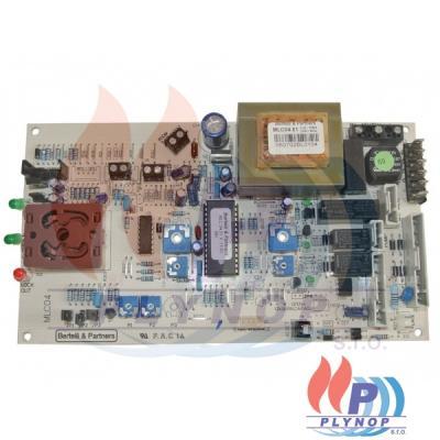 Automatika modulační Bertelli MLC04.51 s usměrňovačem THERMONA - 21953