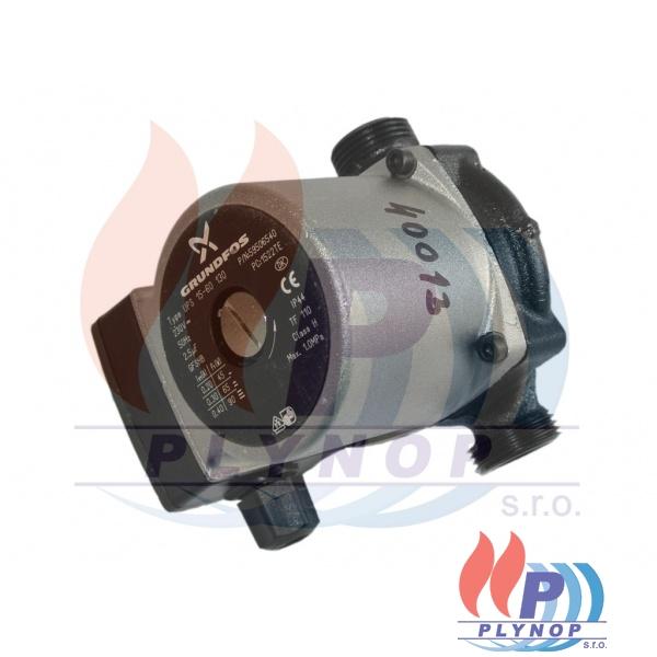 Čerpadlo GRUNDFOS UPS 15/60 s vývodem na expanzní nádobu THERMONA TLXZ 20 - 40013