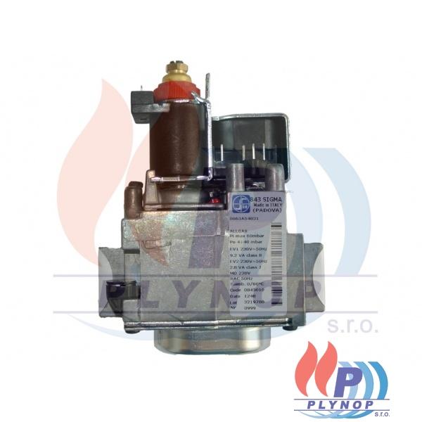 Plynový ventil Sigma SIT 843 THERMONA THERM E/B - 40988