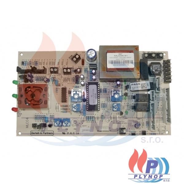 Automatika modulační Bertelli MLC 04.51 bez usměrňovače THERMONA THERM DUO 50 - 24407