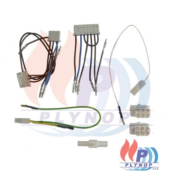 Přepojovací kabel INECO / BERTELI (komín) THERMONA - 40571