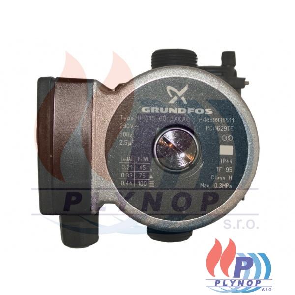 Čerpadlo GRUNDFOS UPS 15-60 CACAO THERMONA Therm 50 TLX - 41367