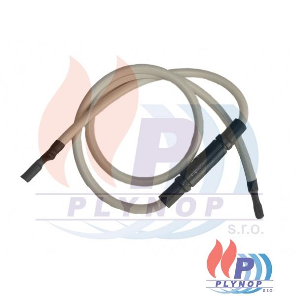 Kabel k elektrodám silikonový s odporem 630mm THERMONA - 21919.2