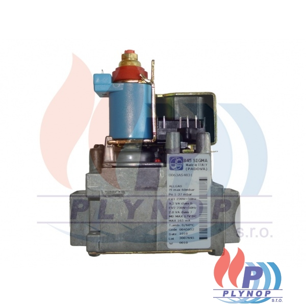 Plynový ventil Sigma SIT 845 THERMONA EZ/B- 40990