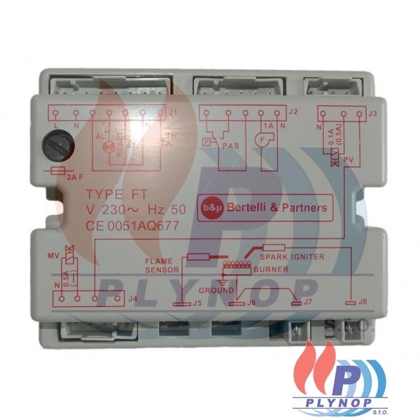 Automatika zapalovací INECO - TURBO GS FT09 THERMONA - 21525