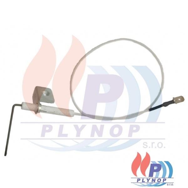Elektroda ionizační (kontrolní) s kabelem a držákem THERMONA - 43020