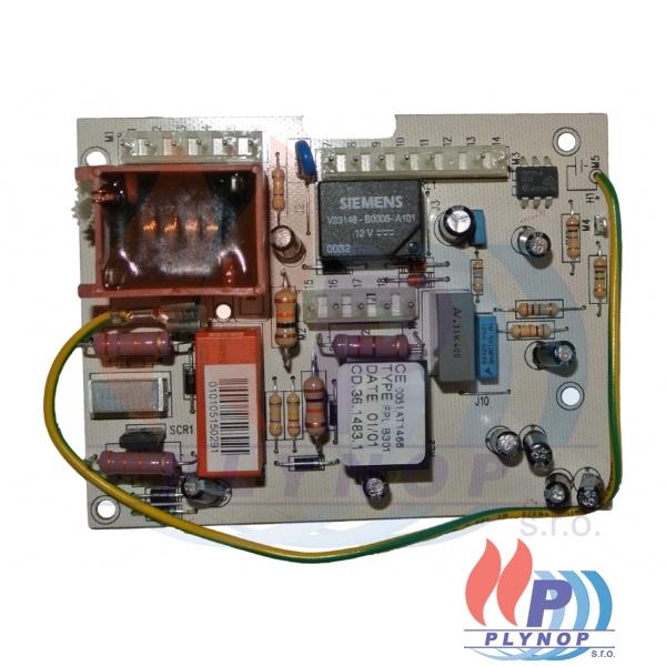 Plošný spoj (deska) ECO+MAX+IN+NU 99 IO/Fi BAXI - 3614830.40