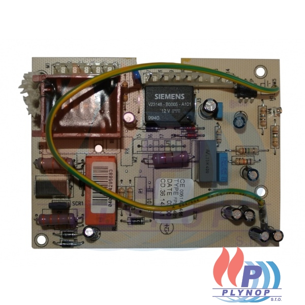 Plošný spoj E+MAX+IN+NU99 IO/i BAXI - 3614840.40