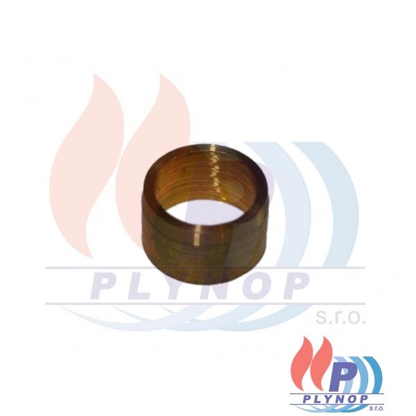 Prstenec těsnící Js 6 mosaz KARMA - 29011