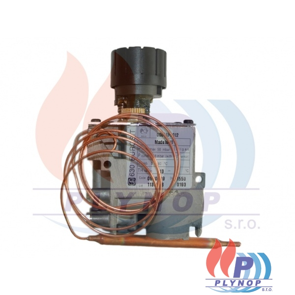 Plynová armatura SIT 630 EUROSIT 13-38°C KARMA BETA, GAMAT - 630039 / K22125