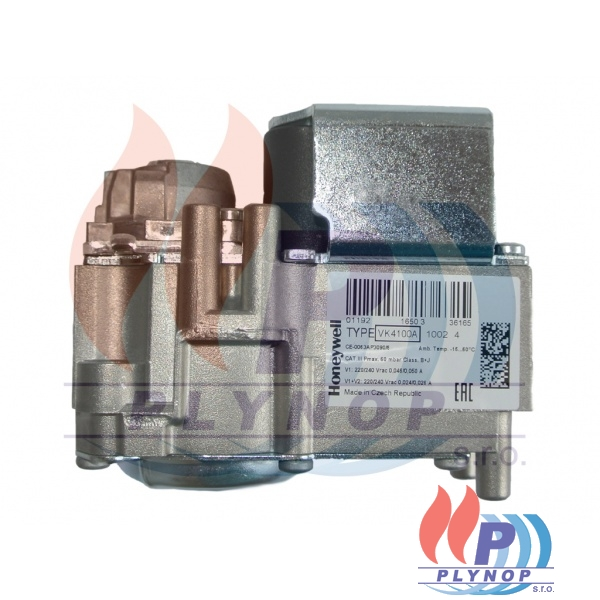 Plynový ventil VK4100A/1002 DESTILA DPE - VK4100A1002 / 484226000