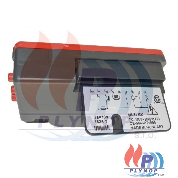 Zapalovací automatika S4565A 3092 - 3 kontakty DESTILA - 484224100