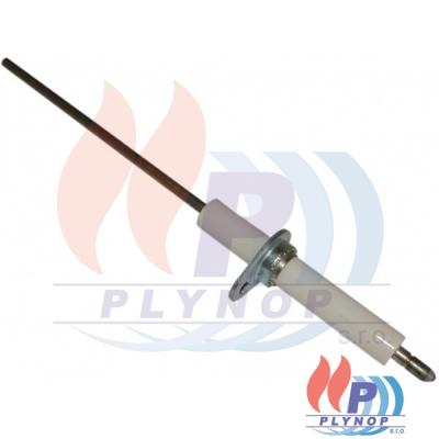 Eektroda ionizační VIADRUS - drát 80mm - V12