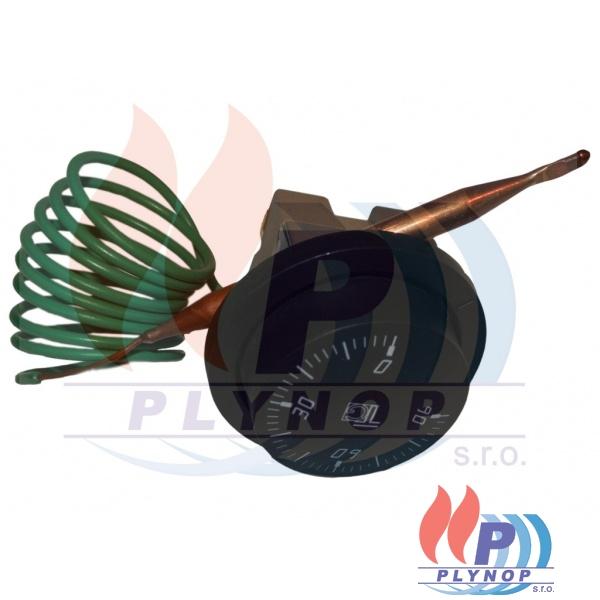Termostat kotlový TY-21 1000 mm 0-90°C DESTILA - 10924 / 49