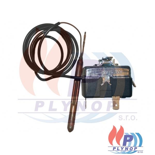 Termostat havarijní 100°C zlatý kontakt DESTILA - 1094