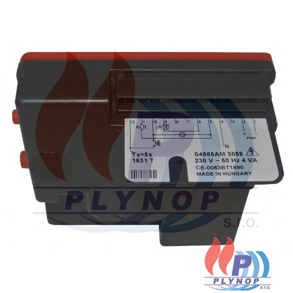 Zapalovací automatika PROTHERM komín S4565AM 3058 MEDVĚD KLOM, KLZ - 0020025301