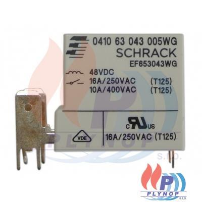 Relé 410 16A 48V PROTHERM REJNOK - 0020027510