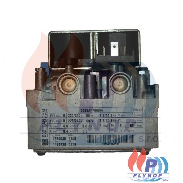 Plynový ventil SIT 830 TANDEM PROTHERM MEDVĚD 20,30 KLZ 10, 80 KLO - 0020025243