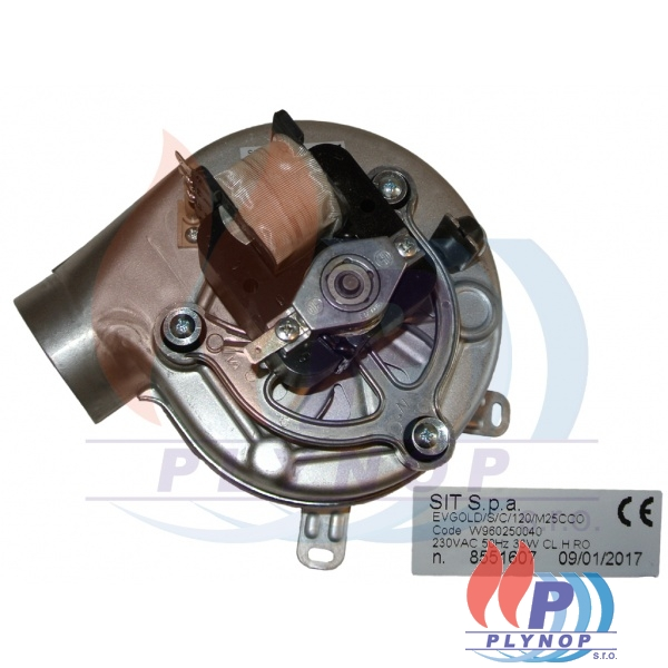 Ventilátor spalin IMMERGAS  MINI EOLO X 24 kW - 1.029601
