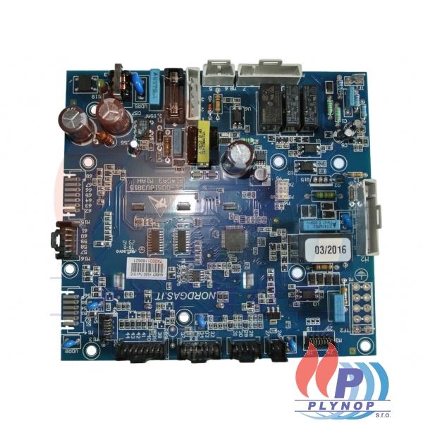 Ovládací elektronická deska ENBRA CD - 40-00077
