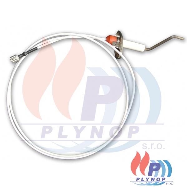Elektroda ionizační / kontrolní s kabelem ENBRA CD - 40-00128