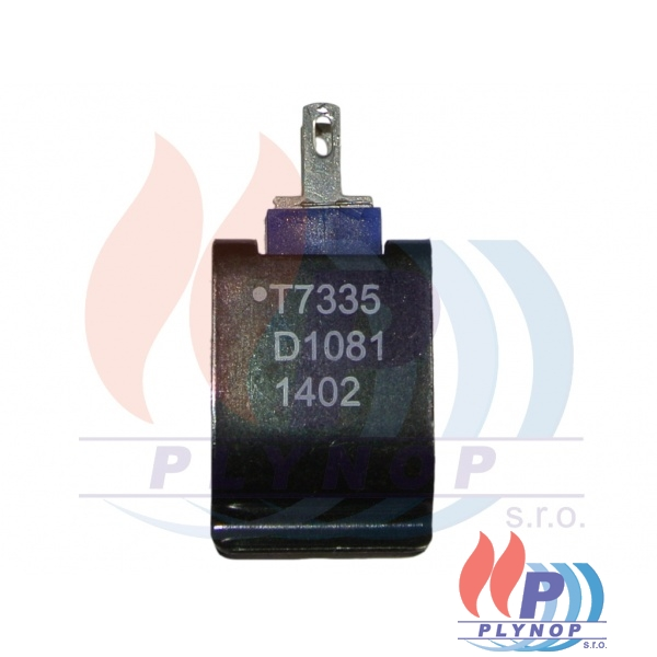 Čidlo teploty TV příložné clip D1081 ENBRA CD - 73515LA