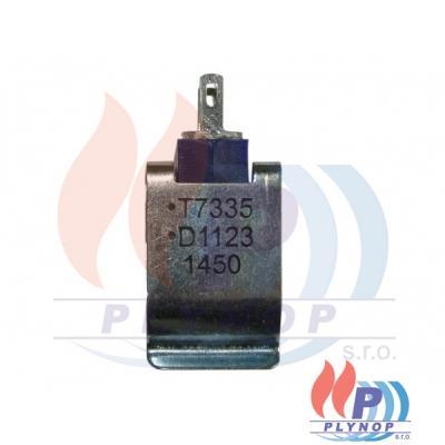 Čidlo teploty UT / TV příložné clip D1123 ENBRA CD - 73516LA