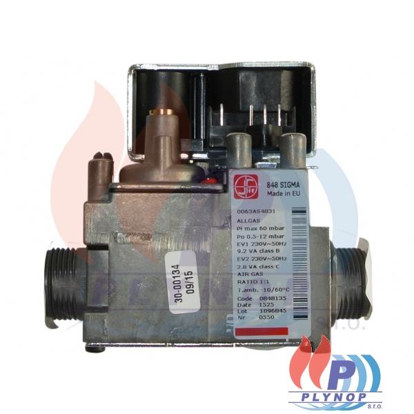 Plynový ventil SIT 848 / 0063AS4831 ENBRA CD - 30-00134